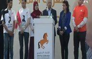 استقبال جد رائع للسيد الأمين العام لحزب الاتحاد الدستوري محمد ساجد