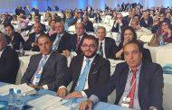 الدكتور حسن عبيابة يشارك في مؤتمر حزب تيار المستقبل ببيروت