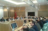 فريق التجمع الدستوري يعقد اجتماعا له بمجلس النواب