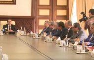 انعقاد أول اجتماع لمجلس الحكومة