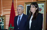 السيد ساجد والسيدة بوطالب يستطلعان وضعية النشاط السياحي في أكادير وجهة سوس ماسة