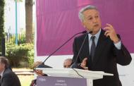 ساجد يعقد لقاءات ثنائية مع وزيرة النقل الفرنسية والمدير العام للخطوط الجوية