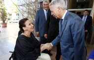 تعزيز سبل التعاون في مجالات السياحة والنقل الجوي والصناعة التقليدية محور مباحثات السيد ساجد مع نائبة رئيس جمهورية الأرجنتين