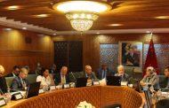 """ساجد يترأس اجتماع المجلس الإداري لمؤسسة """"دار الصانع"""" ويؤكد على أهمية تشجيع الصناع والحرفيين التقليديين"""