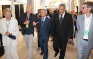 ساجد  يشارك بفعاليات الدورة التاسعة للمعرض الدولي للسياحة الراقية بقصر المؤتمرات بمراكش