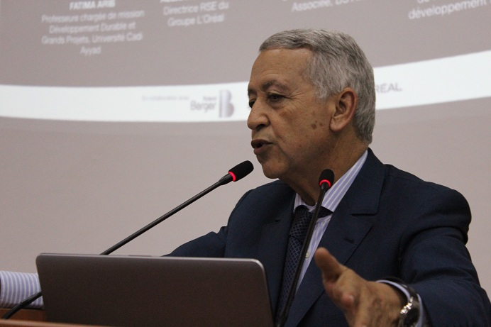 السيد ساجد: الاقتصاد الاجتماعي والتضامني واقع متأصل منذ القدم بإفريقيا