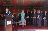"""السيد محمد ساجد يفتتح فعاليات مهرجان """"المغرب الساحر"""" بواشنطن."""