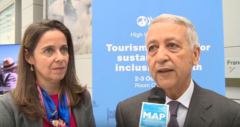 السيد ساجد يؤكد من باريس رغبة المملكة في الاستفادة من خبرة منظمة التعاون والتنمية الاقتصادية من اجل تنفيذ مختلف السياسات القطاعية.