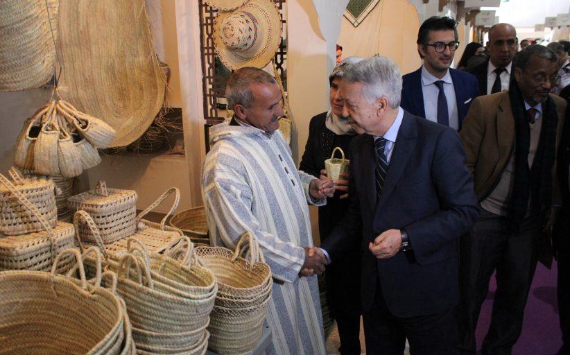 ساجد : قطاع الصناعة التقليدية فاعل اساسي في التنمية الاقتصادية والاجتماعية