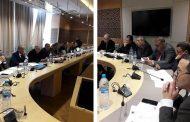 فريق التجمع الدستوري يعقد اجتماعه الأسبوعي برأسة بلعسال