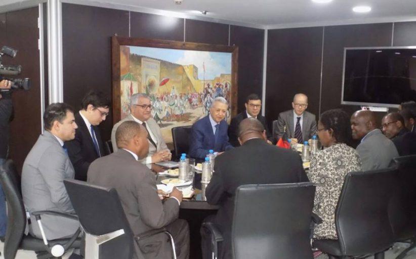 ساجد : اللقاء فرصة لتعزيز التعاون بين المغرب والمالاوي في مجال السياحة
