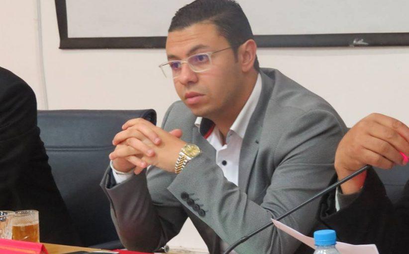ياسين الراضي يبشر ساكنة مدينتي سيدي سليمان وسيدي يحيى