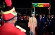 صاحب الجلالة يحل ببرازافيل للمشاركة في قمة رؤساء الدول والحكومات حول لجنة المناخ والصندوق الأزرق لحوض الكونغو