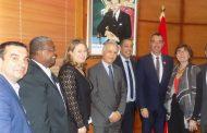 السيد محمد ساجد يستقبل مجموعة الصداقة المغربية الفرنسية