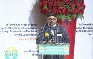نص الخطاب الملكي في القمة الأولى لقادة دول ورؤساء حكومات لجنة المناخ والصندوق الأزرق لحوض الكونغو