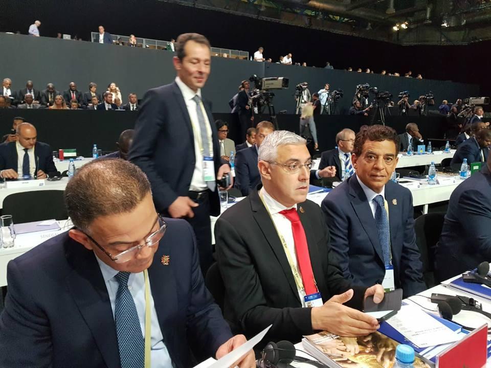 كأس العالم 2026 : انطلاق فعاليات المؤتمر 68 للاتحاد الدولي لكرة القدم
