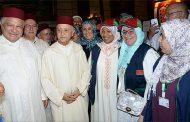 ساجد : عملية تصعيد الحجاج المغاربة إلى مشعر منى مرت
