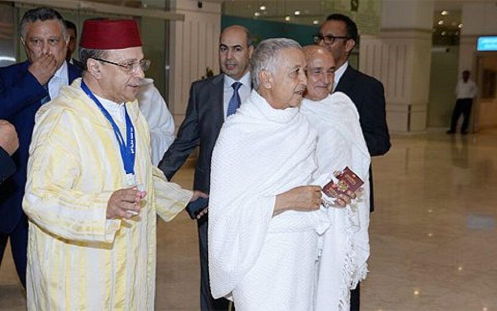 ساجد : كل الظروف مهيئة لتمكين الحجاج المغاربة من أداء مناسكهم بسلاسة