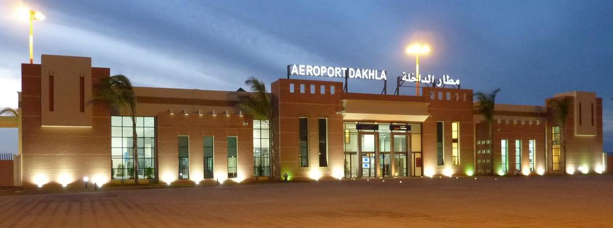ارتفاع حركة النقل الجوي بمطار الداخلة بـ 11.78% خلال غشت الماضي