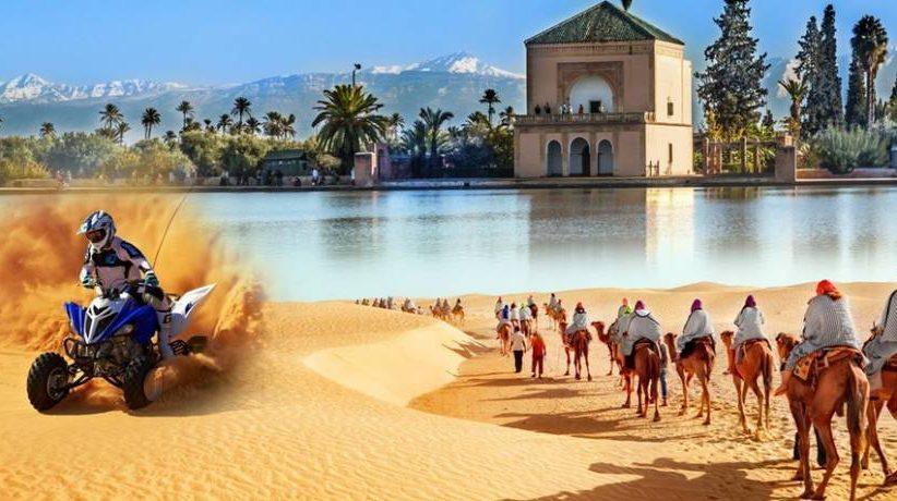 تحسن السياحة يرفع الناتج الداخلي الإجمالي للقطاع إلى أكثر من 72 مليار درهم