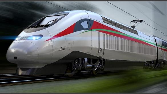 القطار فائق السرعة (البراق).. مشروع يحترم البيئة ويعزز الريادة الإقليمية والقارية للمملكة
