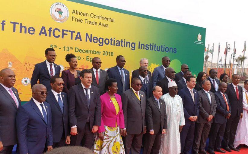 الفردوس يؤكد على ان الرهان اليوم هو جعل السياسة التجارية رافعة لتشجيع التصنيع بدول القارة الإفريقية