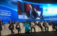 ساجد يشارك بالدورة الثالثة للمؤتمر العالمي لمنظمة السياحة العالمية واليونسكو