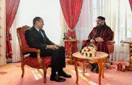 جلالة الملك يعين رضى الشامي رئيسا للمجلس الاقتصادي والاجتماعي والبيئي